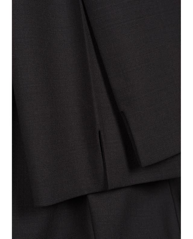 Pantalon slim en laine vierge mélangée PIAZZA SEMPIONE