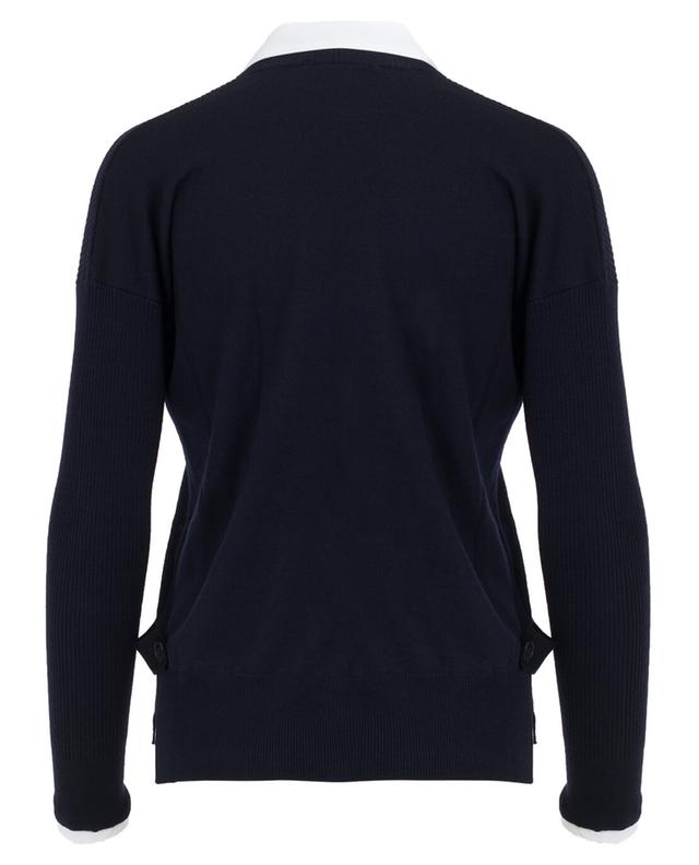 Virgin wool sweater PIAZZA SEMPIONE