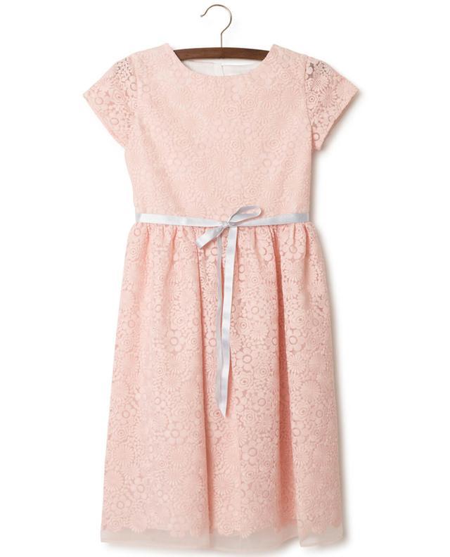 Kleid mit kurzem Ärmel CHARABIA