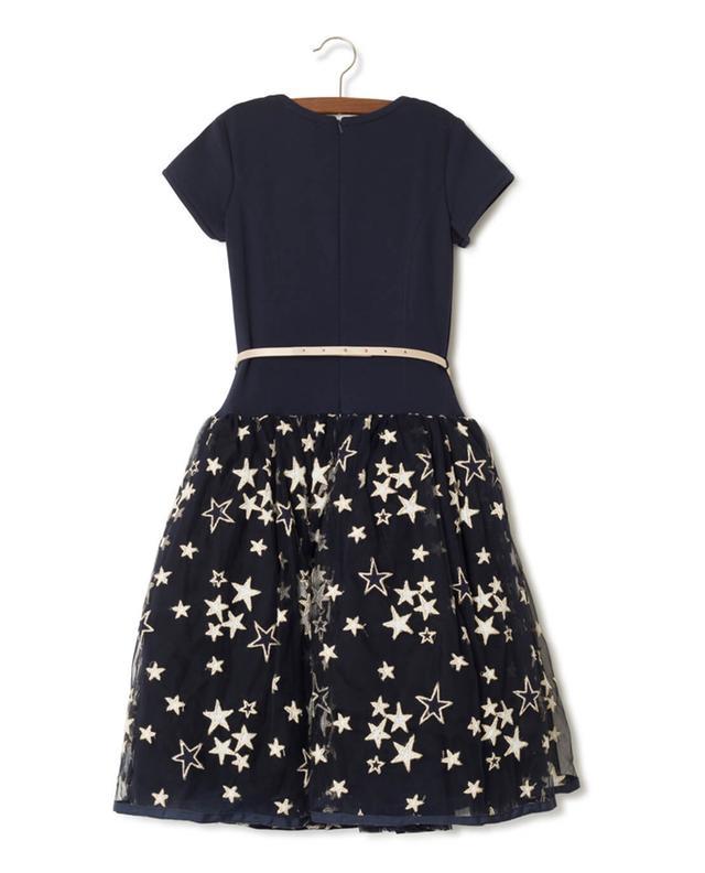 Viscose blend dress MONNALISA