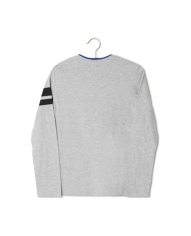 T-shirt à manches longues en coton IKKS JUNIOR