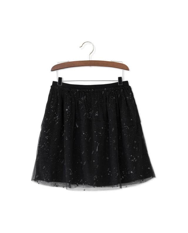 Lucy Sky tulle and viscose skirt IKKS JUNIOR