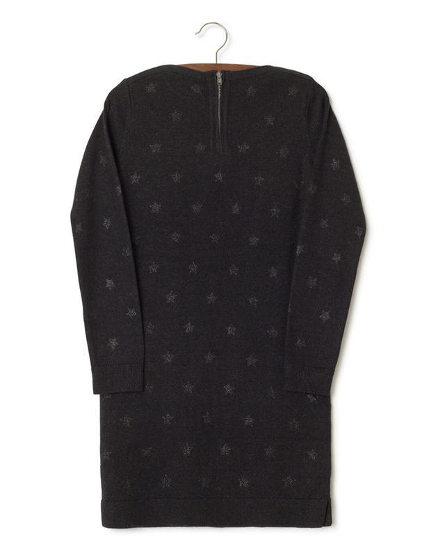 Robe tricot en coton mélangé Lucy Sky IKKS JUNIOR