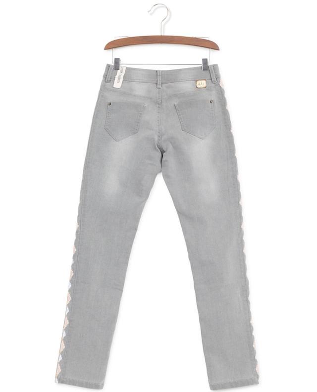 Jeans im Slim-Fit IKKS JUNIOR