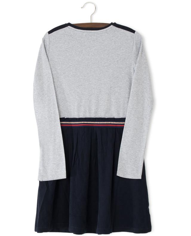 Oh My Captain cotton blend dress IKKS JUNIOR