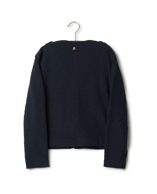 Cotton blend marine cardigan IKKS JUNIOR