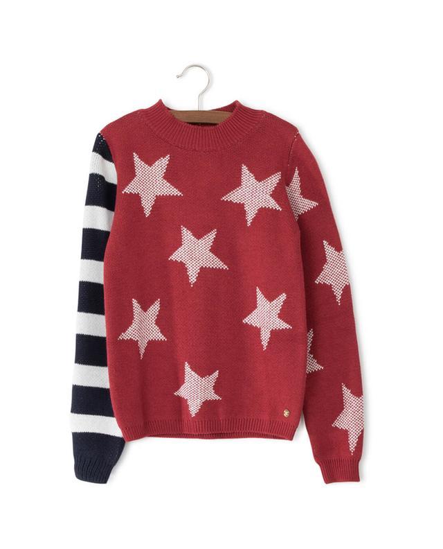 Jacquard-Pullover Oh My Captain IKKS JUNIOR
