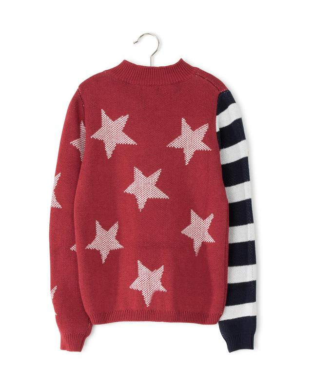 Pull jacquard Oh My Captain IKKS JUNIOR