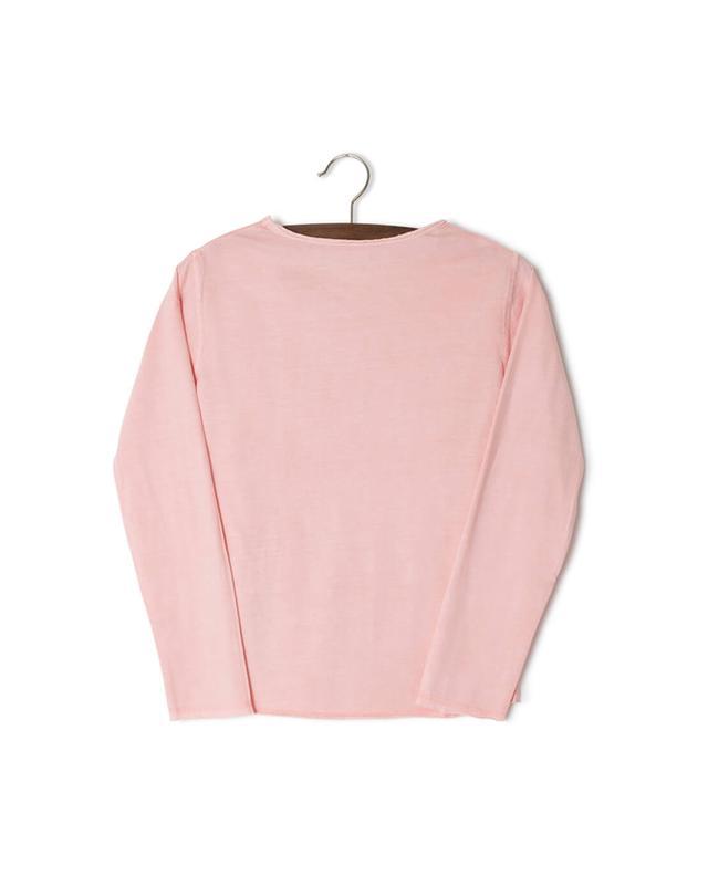 Langärmliges T-Shirt aus Baumwolle ZADIG & VOLTAIRE