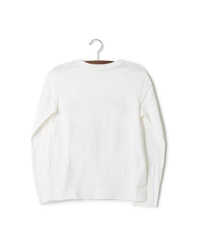 T-shirt à manches longues en coton ZADIG & VOLTAIRE