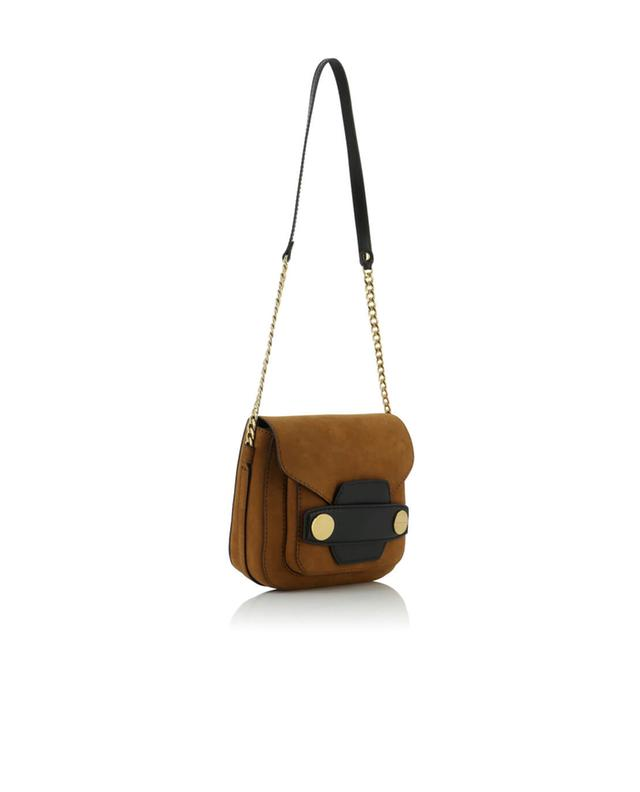 Stella Popper faux suede shoulder bag STELLA MCCARTNEY