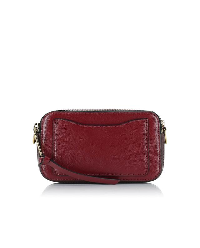 Marc jacobs snapshot camera mini handbag burgundy a44283