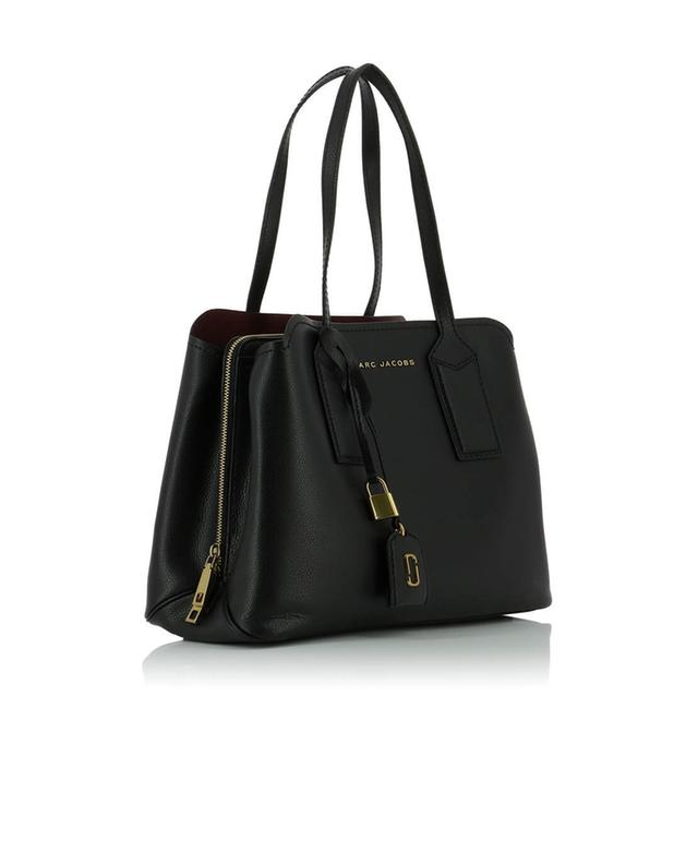 The Editor leather tote bag MARC JACOBS