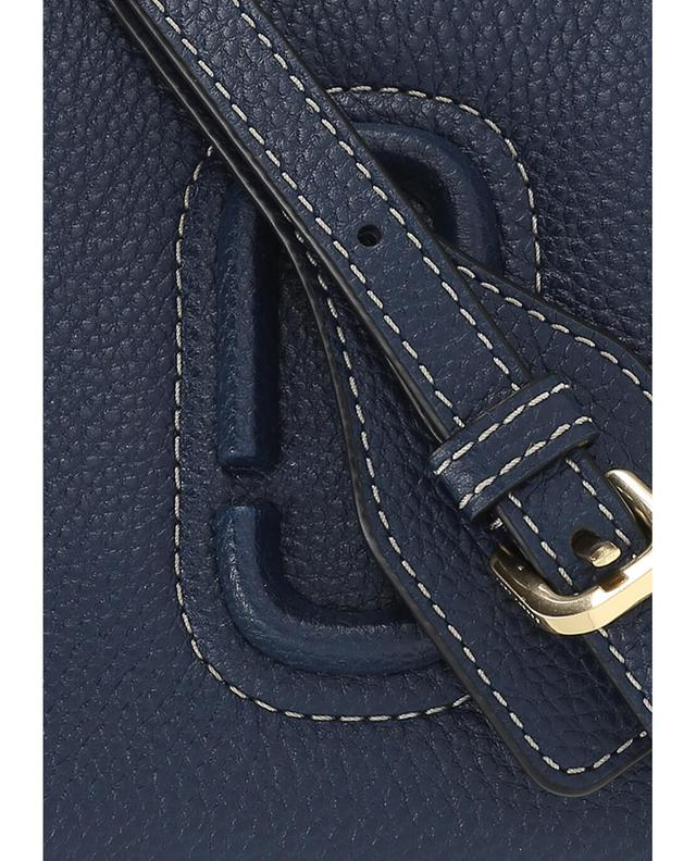 Marc jacobs sac porté épaule shutter camera bleu a44296