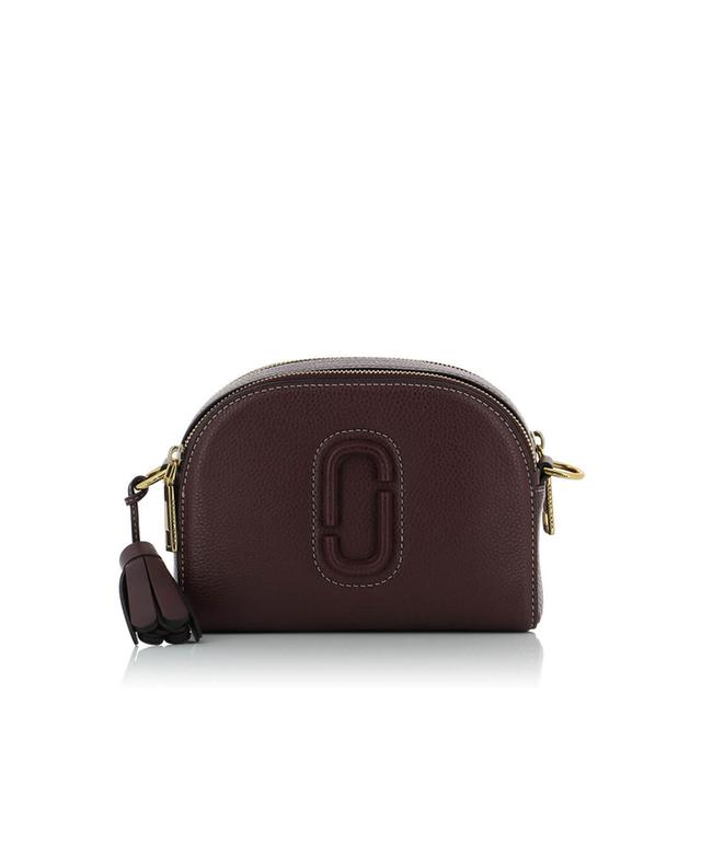 Marc jacobs shutter camera shoulder bag burgundy a44296