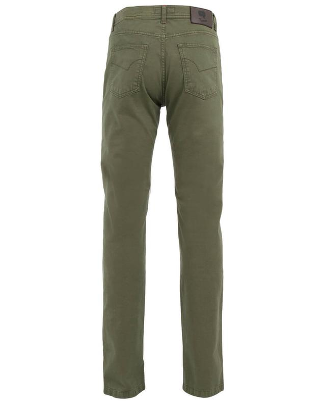 Cotton and cashmere blend trousers MARCO PESCAROLO