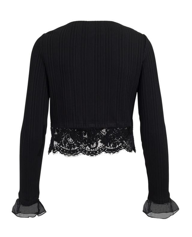 Long-sleeved silk top 3.1 PHILIPP LIM