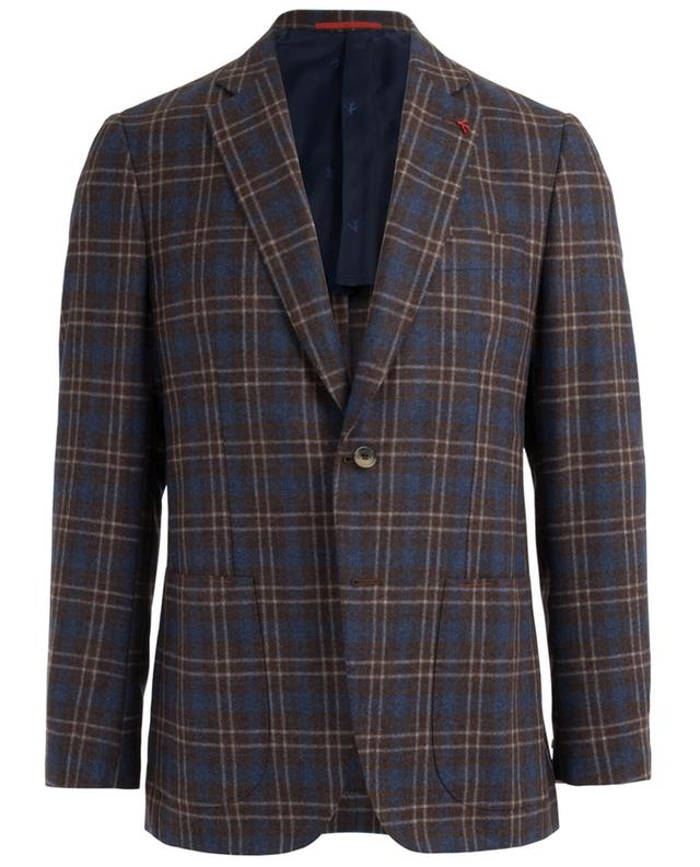 Gregory wool and cashmere blazer ISAIA