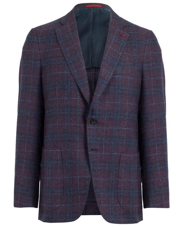 Gregory wool blend blazer ISAIA