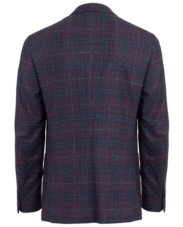 Gregory wool blend blazer ISAIA