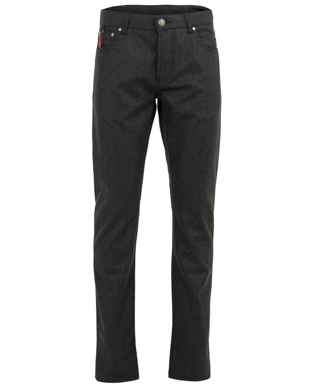 Wool trousers ISAIA