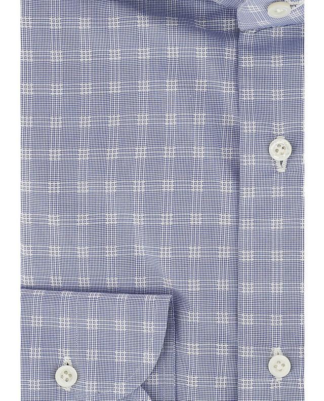 Hemd aus Baumwolle ISAIA