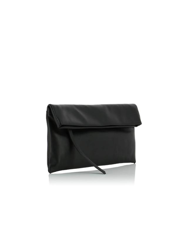 Prezioso leather clutch GIANNI CHIARINI