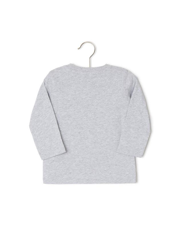 T-shirt à manches longues en coton bio TIMBERLAND