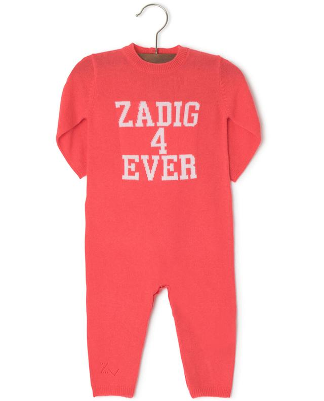 Didou wool and cashmere all-in-one ZADIG & VOLTAIRE