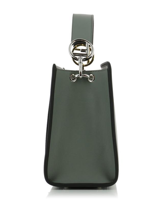 Runaway small leather tote bag FENDI