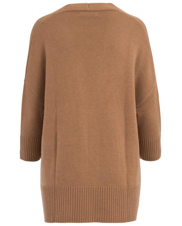Wool and cashmere cardigan HEMISPHERE