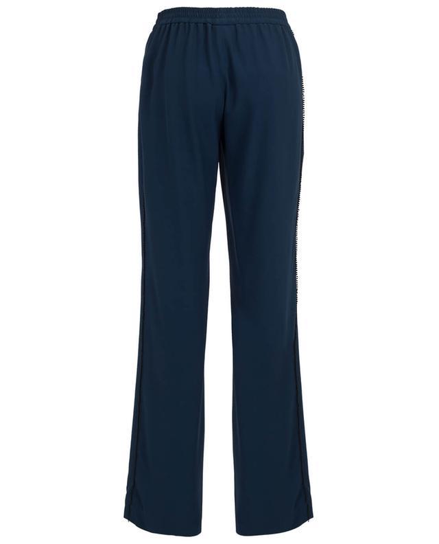 Pantalon large Marla AKRIS PUNTO