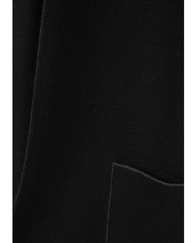 Strickmantel aus Wolle BONGENIE GRIEDER
