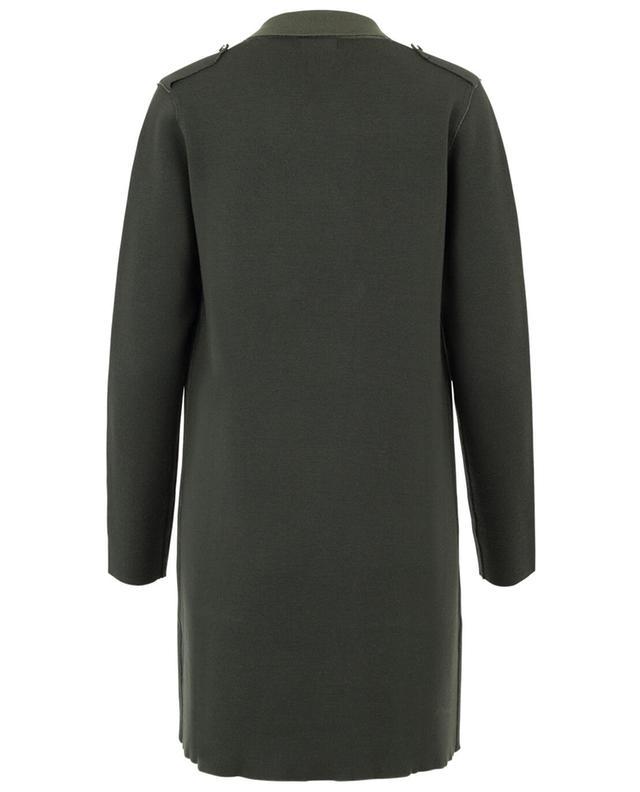 Wool knit coat BONGENIE GRIEDER