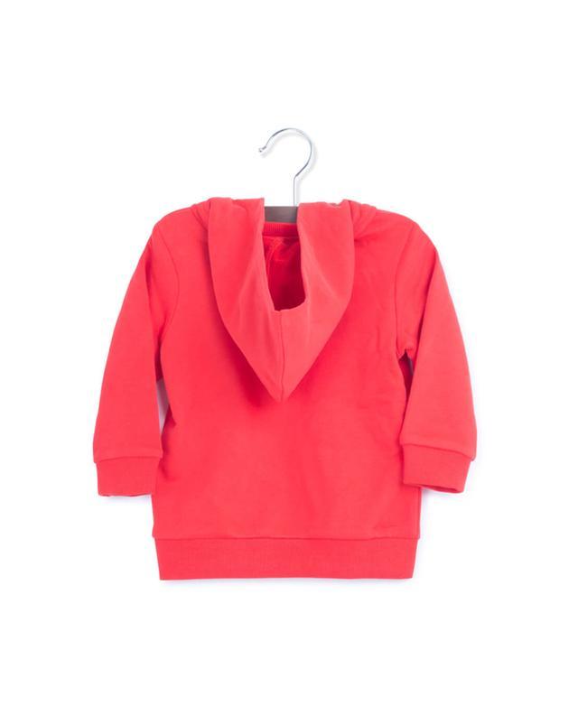 Sweatshirt à capuche en coton mélangé LITTLE MARC JACOBS