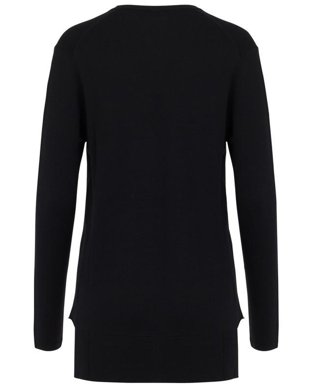 Pullover aus Merinowolle Basic STEFAN GREEN