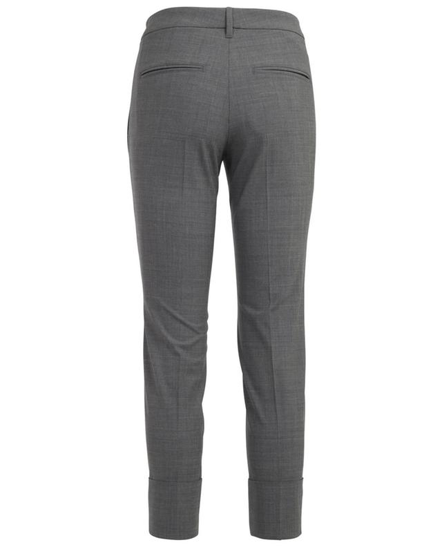 Virgin wool blend trousers BRUNELLO CUCINELLI