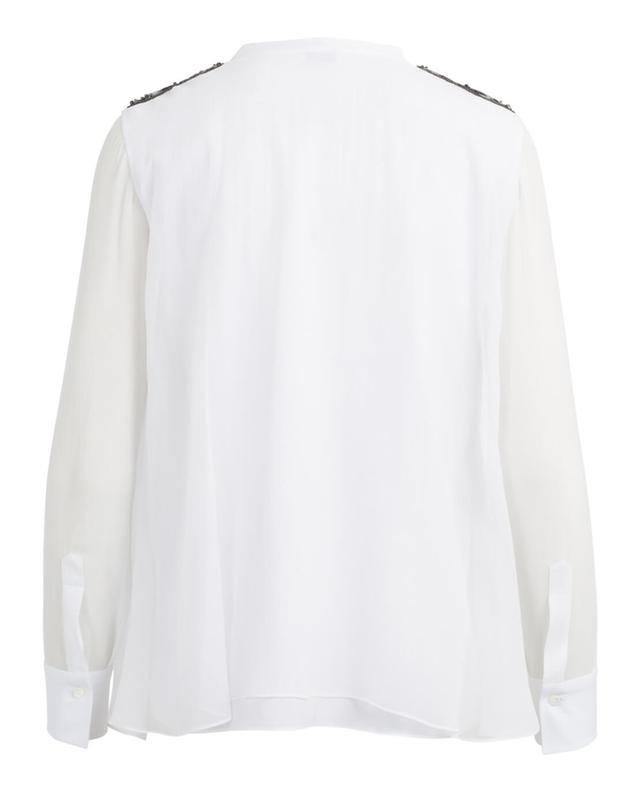 Silk blouse BRUNELLO CUCINELLI