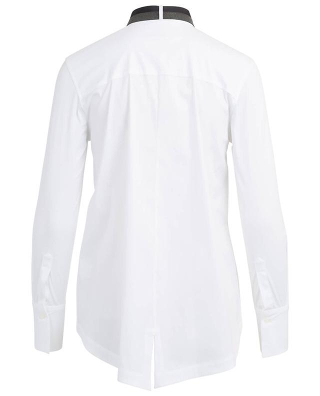 Cotton blend shirt BRUNELLO CUCINELLI