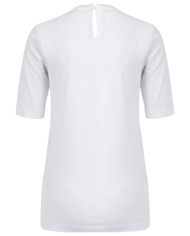 T-Shirt en coton BRUNELLO CUCINELLI