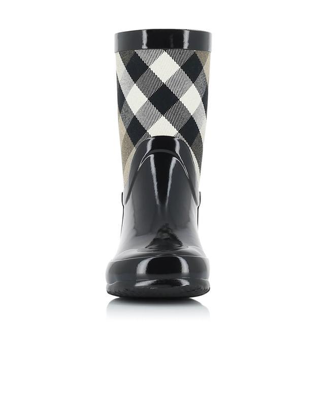 House Check rain boots BURBERRY