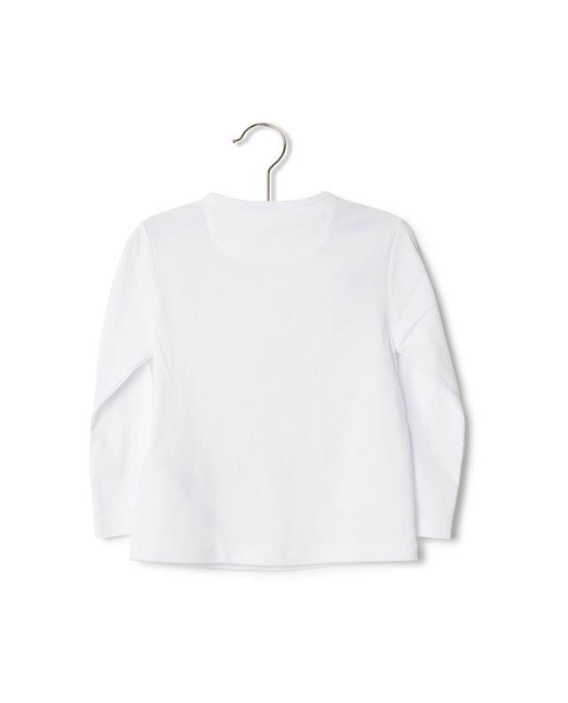 T-shirt imprimé en coton Thomas BURBERRY