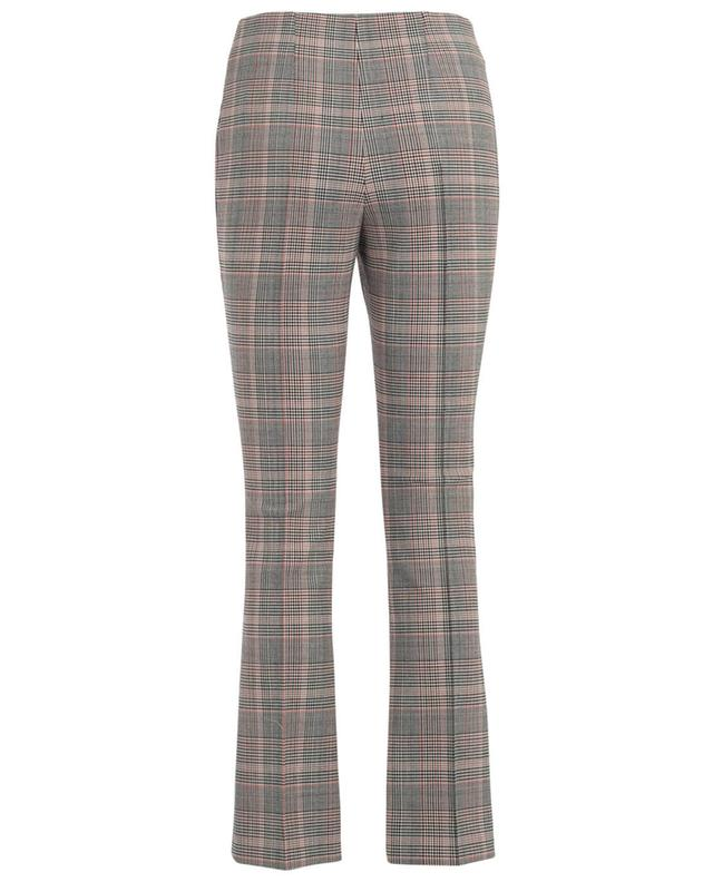 Checked wool blend trousers SONIA RYKIEL