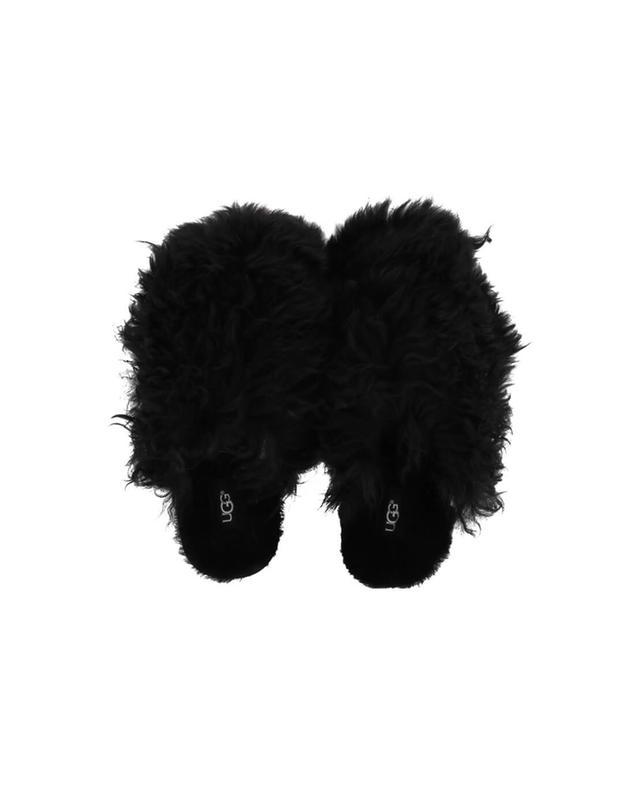 Fluff Momma sheep skin slippers UGG