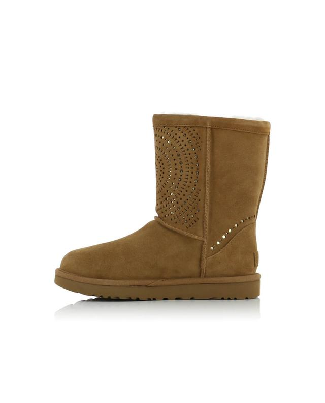 Sunshine Perf shearling ankle boots UGG