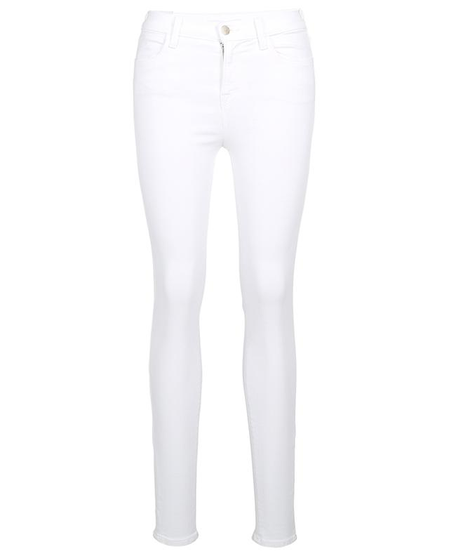 Jean skinny taille haute Maria Blanc J BRAND