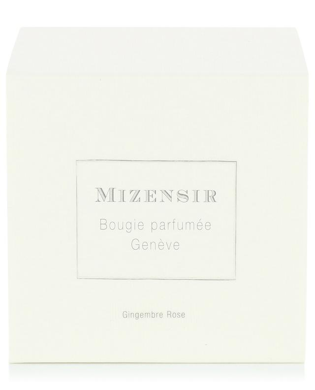 Gingembre rose scented candle MIZENSIR