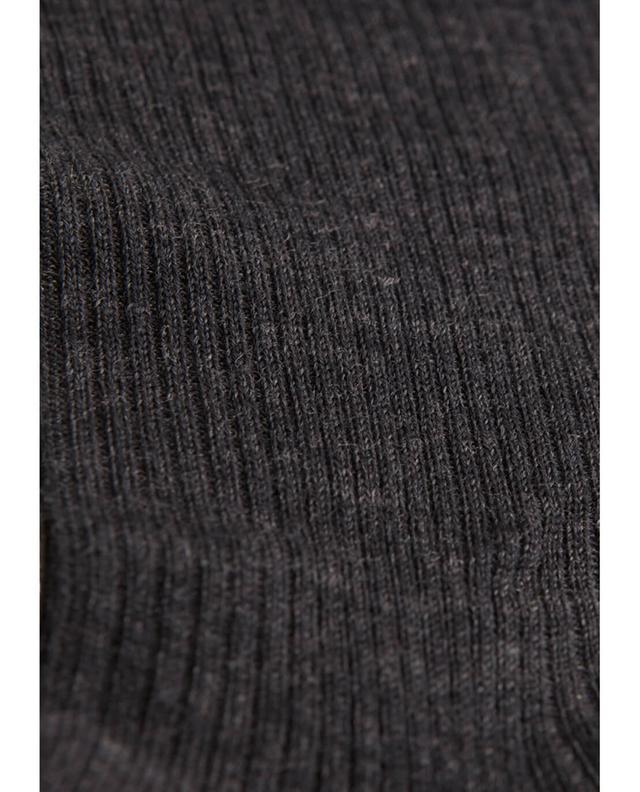 Chaussettes en laine mérinos mélangée PANTHERELLA