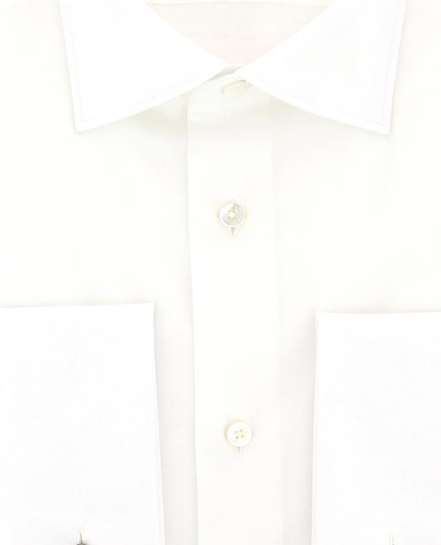 Hemd aus Baumwolle ERMENEGILDO ZEGNA