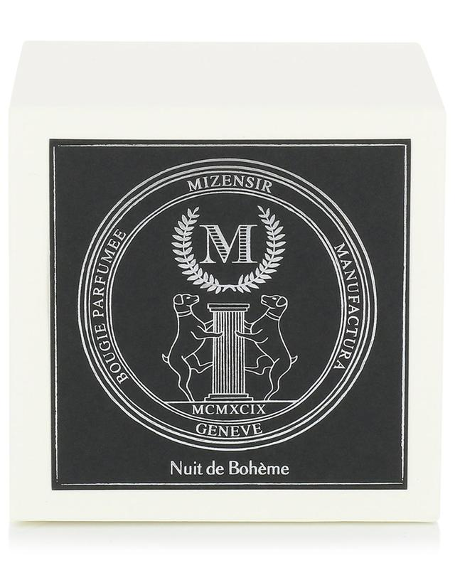 Bougie parfumée Nuit de Bohème MIZENSIR